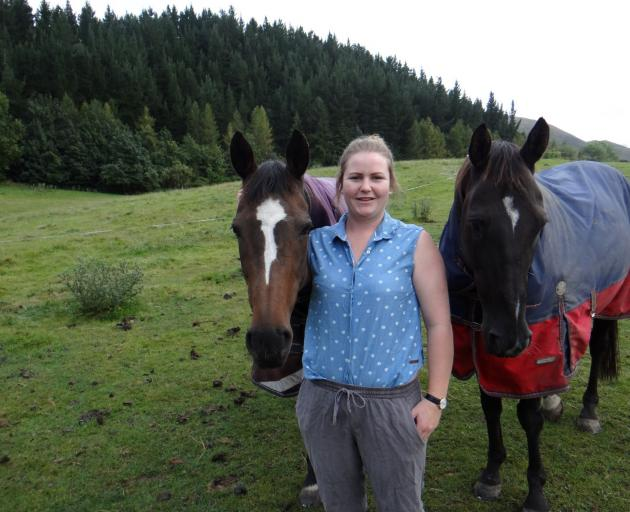 Laura Page is the new Kaikoura A&P Show secretary. Photo: Supplied