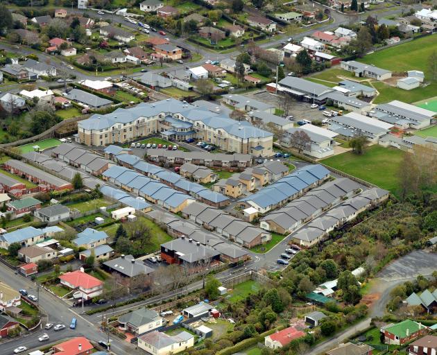 Summerset Group's Bishopscourt facility in Dunedin. PHOTO: STEPHEN JAQUIERY