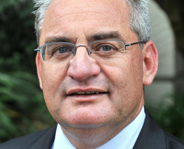 Kavanagh College principal Tracy O'Brien has announced he will resign from the role. Photo: ODT...
