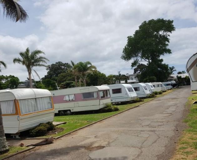 Westland camping grounds say they're struggling due to new designated freedom camping areas....