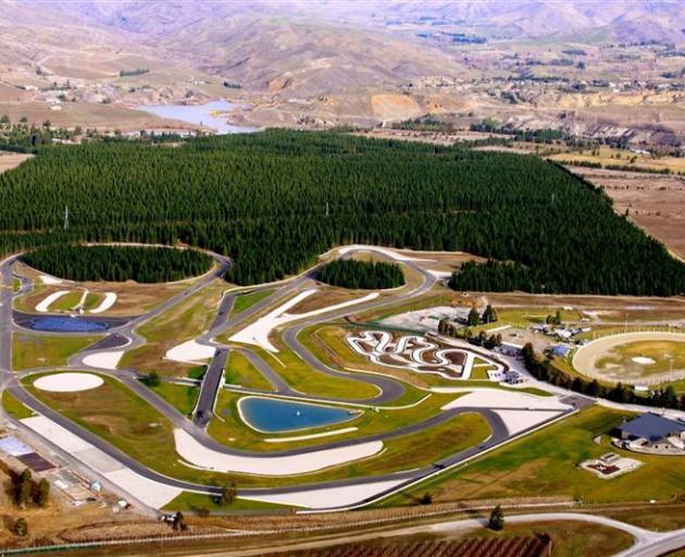 Highlands Motorsport Park. Photo: ODT files