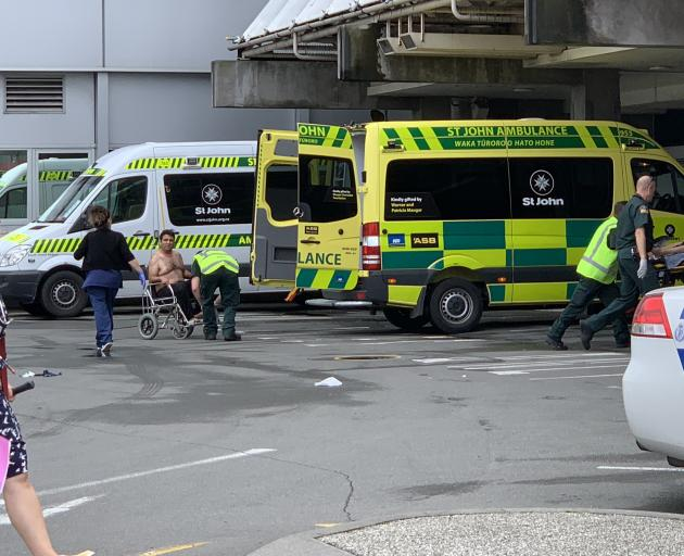 Christchurch Shooting Image: Christchurch Mosque Terrorist Attack: 40 Dead, 27 Injured