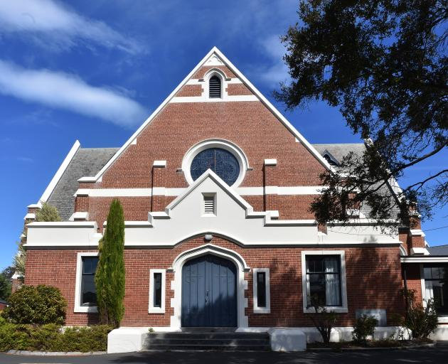 The Highgate Presbyterian Church in Maori Hill. Photo: Peter McIntosh