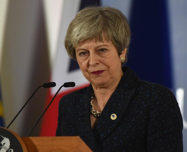 Tory party ministers have reportedly lost faith in Theresa May's ability to negotiate a Brexit...