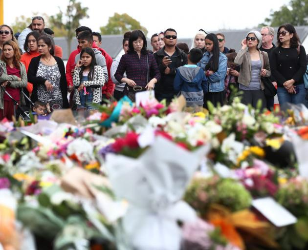 Egyptians Pray for Victims of New Zealand Mosque Shootings