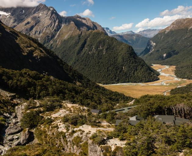 The couple entered the Routeburn Track area a month ago. Photo Getty/iStock