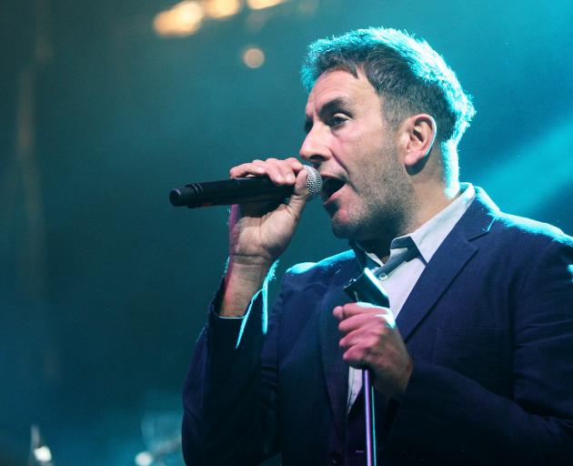 "The Specials' singer Terry Hall . . . ""if we'd released a record at any point in the last eight..."