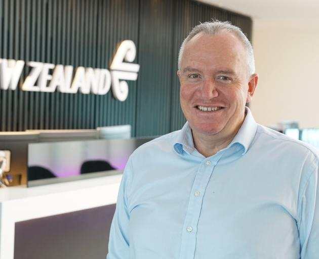 Ian Collier, Air New Zealand's former regional affairs manager, has been appointed to head the...
