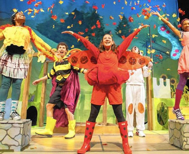 Elmegreen also writes musical theatre for young people, such as Ladybug Girl and Bumblebee Boy.