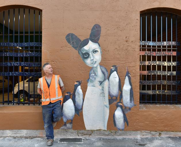 Dunedin heritage developer Lawrie Forbes has documented  the revitalisation of the city's...