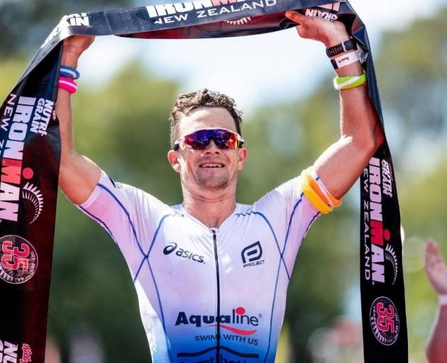 Phillips Claims Maiden Ironman In Record Breaking Style