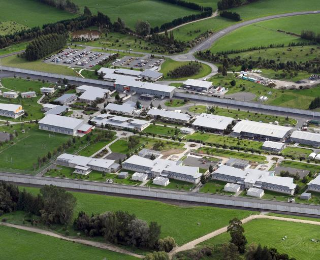 Otago Corrections Facility. PHOTO: ODT FILES