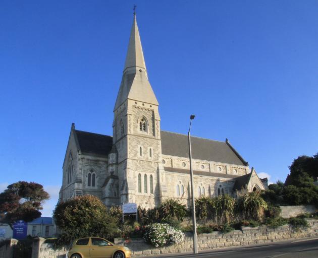St Luke's Church. Photo: ODT files