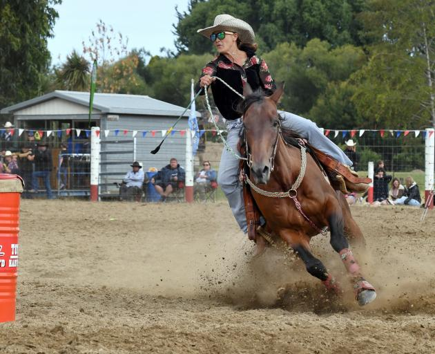 Barrelling To Rodeo National Titles Otago Daily Times