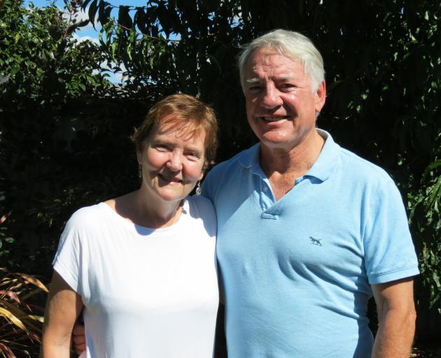 From crutching and farm work to pay for his university studies, Professor Bryan Williams has had a distinguished career in cancer research. The former Mosgiel boy and his wife, Lynda Power, intend to retire to Clyde in a few months. Photo: Yvonne O'Hara