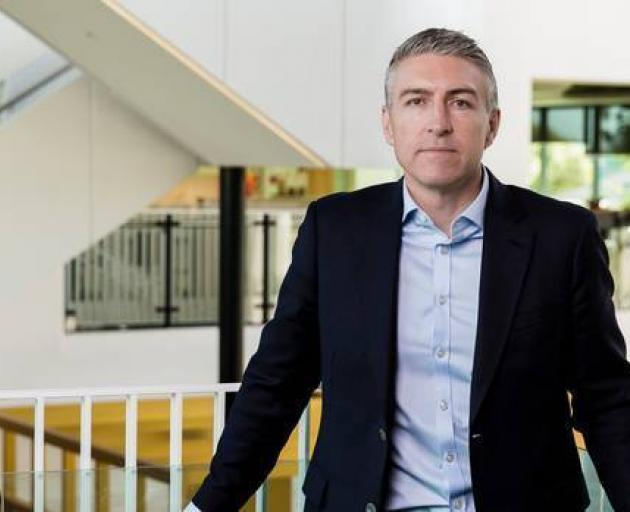Vodafone NZ chief executive Jason Paris says his brief is to get his company into shape this year for an IPO in early 2020. Photo: Via NZME
