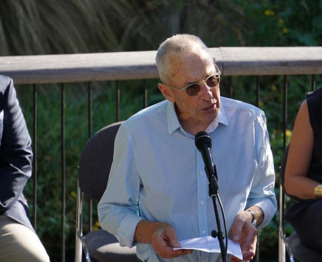 Festival of Colour director, Philip Tremewan. PHOTO: SEAN NUGENT