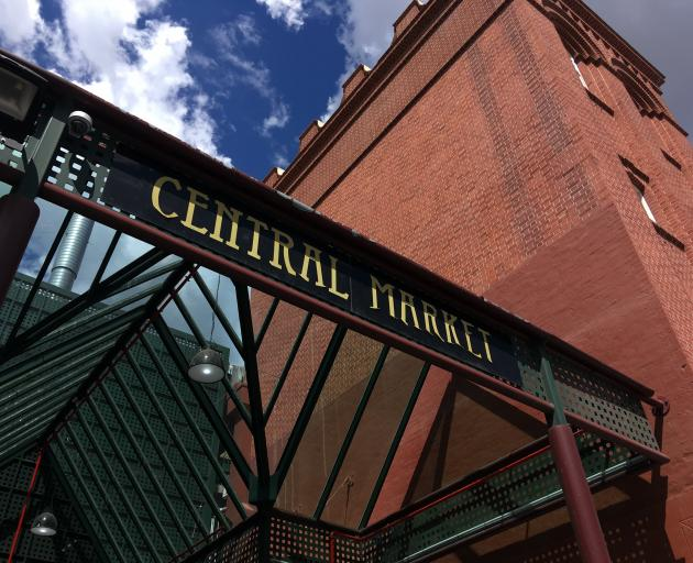 The Adelaide Central Market is a great stop for visitors doing the Ghan train trip. PHOTO: PAM JONES