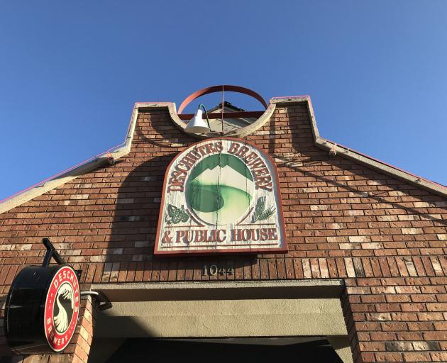 Deschutes Brewery in Bend.