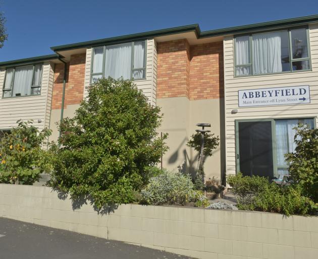 Abbeyfield Dunedin, Balmacewan Rd.