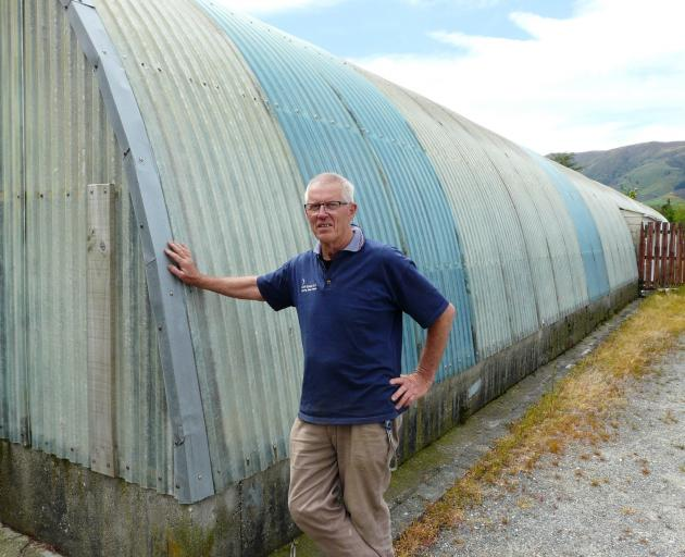 West Otago swimming pool management committee chairman Murray Harris says the end this month of...