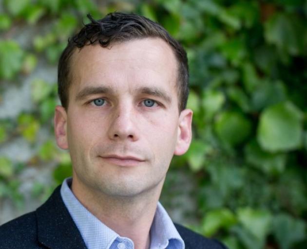 Act leader David Seymour