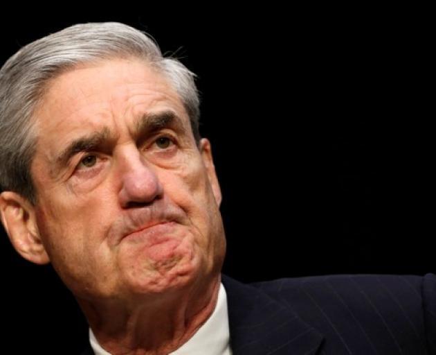 FBI Director Rpbert Mueller. Photo: Reuters