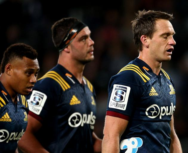 2a2cdf91641 The Highlanders have struggled to play consistent rugby this season. Photo:  Getty Images