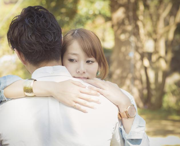It pays to ask whether people are comfortable with a hug before presuming they are. PHOTO: GETTY...