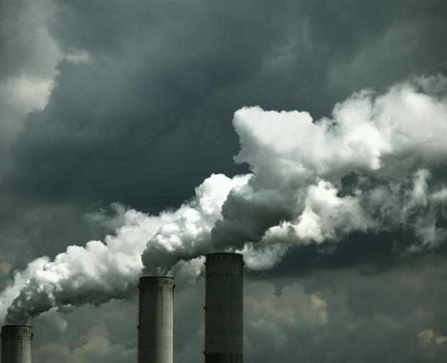 Coal smoke threatens everyone. Photo: Getty Images
