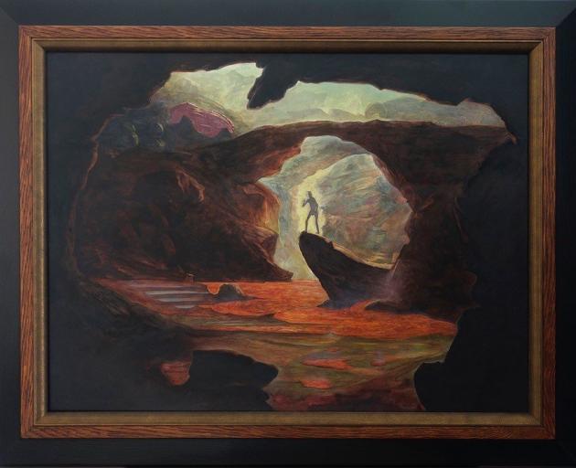Myopian Landscape by Jason Greig