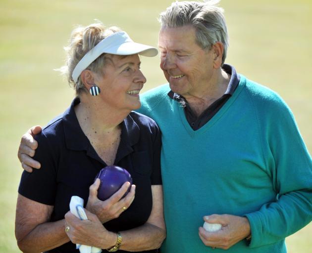 Jan (80) and Jack (85) van Zanten, of Dunedin, celebrated their 60th wedding anniversary...