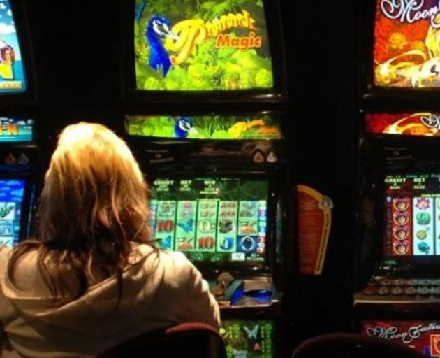 gaming machines  ODT file pic
