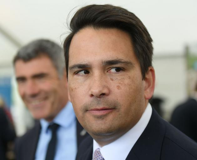 National Party leader Simon Bridges. Photo: Getty Images