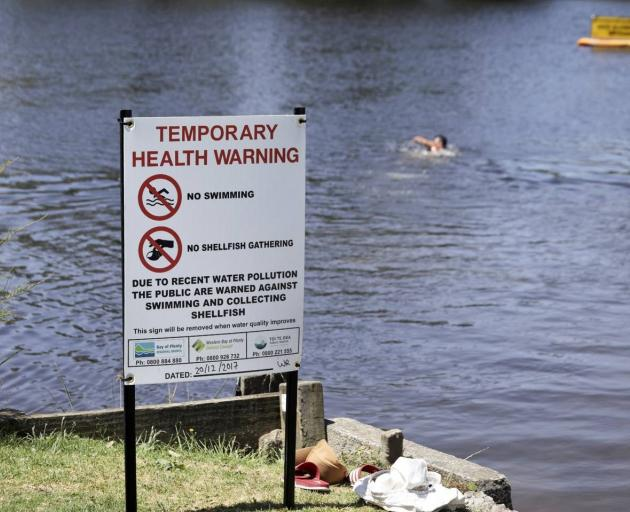 Three quarters of rivers in New Zealand's pastoral farming areas were deemed unsafe for swimming....