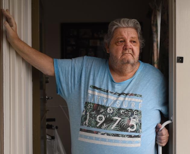 Dunedin man Russell Butler, who has terminal cancer, wants to tell his story about an encounter...