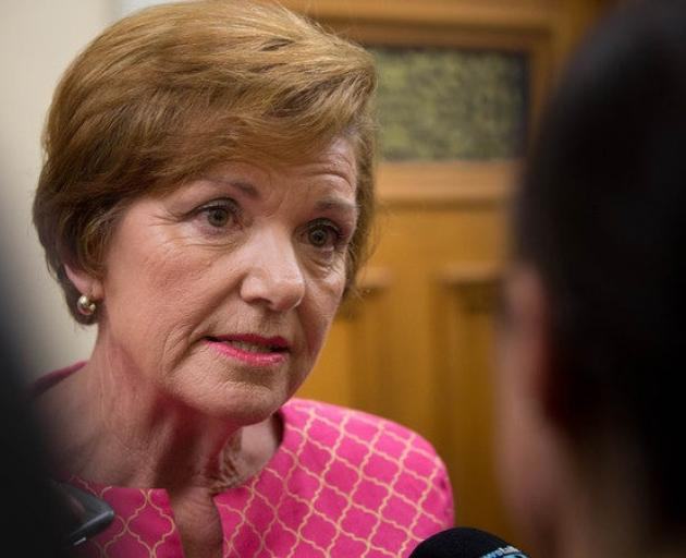 Deputy Speaker of the House Anne Tolley. Photo: RNZ