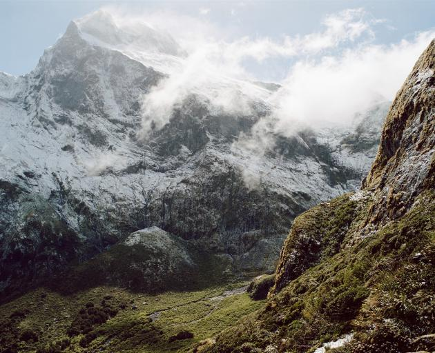 The tourist was found on the Arthur Valley side of the MacKinnon Pass. Photo: Getty Images