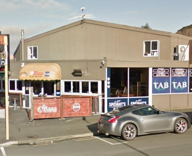 Curtis Robert Reeves (53) was drinking at The Baaa on Great King St on October 19 when there was...