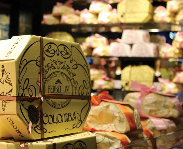 Cake shop in Lehalles, Lyon. Photo: Tauck Inc