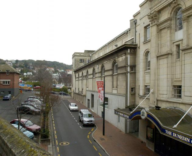 The Dunedin Centre. Photo: ODT files