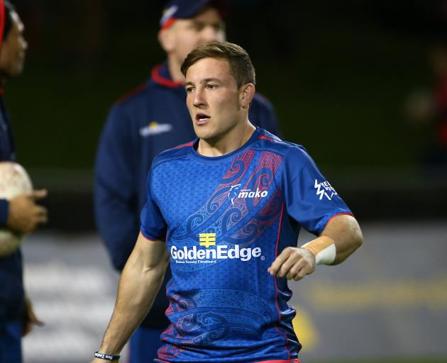 d7e9fcf07fe Tasman and Crusaders first-five eighth Mitch Hunt looks set for a move  south.