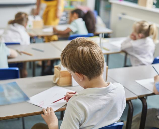 New Zealand Educational Institute and Post Primary Teachers' Association members are fighting for a better work environment and a better quality of education for our children. Photo: Getty Images