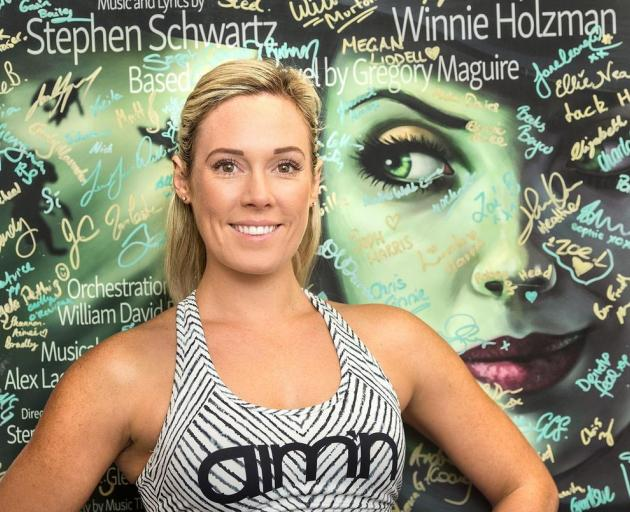 Jenna Morris-Williamson is encouraging other dancers to speak up to help break the common problem of eating disorders in the dance industry. Photo: Star.Kiwi