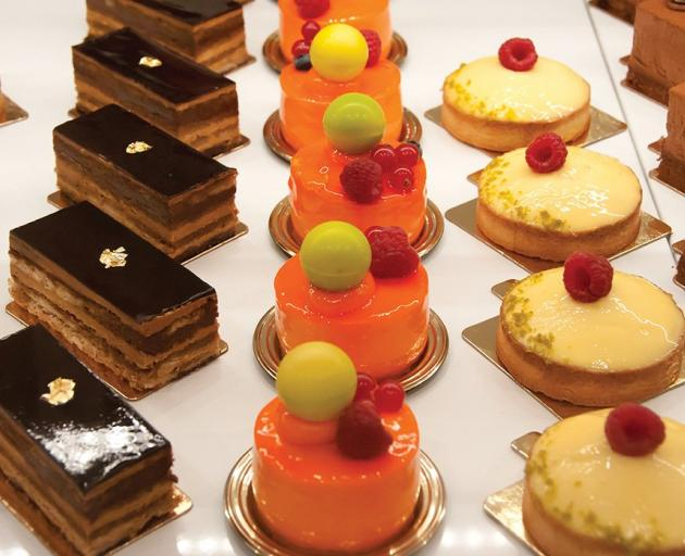 Lyon is known for its pastries. Photo: Tauck Inc