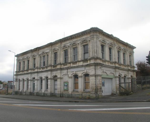 The former Junction Hotel is all but sold to a local buyer, Waitaki Mayor Gary Kircher says. Photo: Hamish MacLean