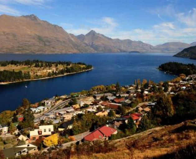 Queenstown is facing a range of infrastructure challenges, Kelvin Davis says. Photo: ODT files