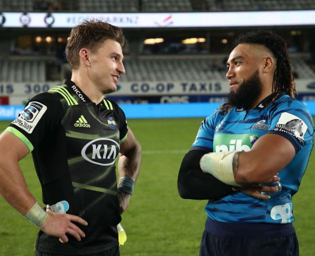 All Blacks first-five Beauden Barrett is understood to be close to leaving the Hurricanes for the...
