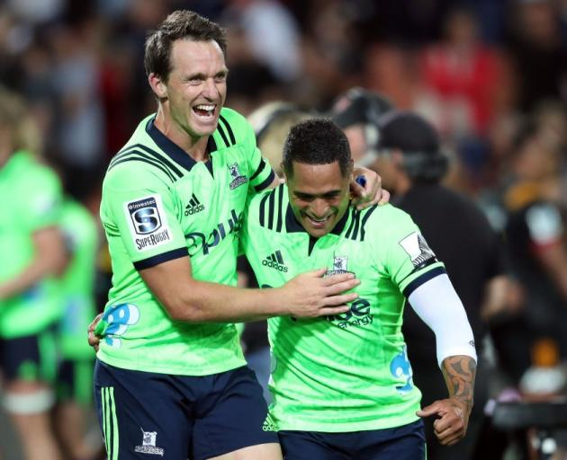 Ben and Aaron Smith will be among those back available for the Highlanders this week. Photo:...