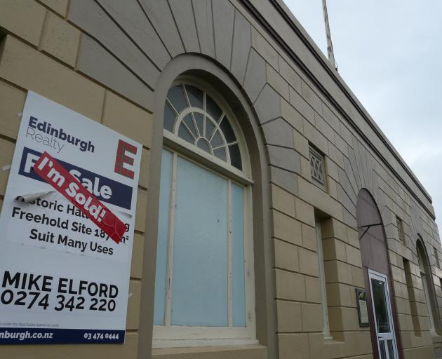The sale of Lawrence's historic town hall, formerly owned by Tuapeka Gold Print, is expected to...